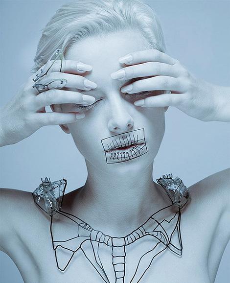 Marina Moshkovich: Ossometria