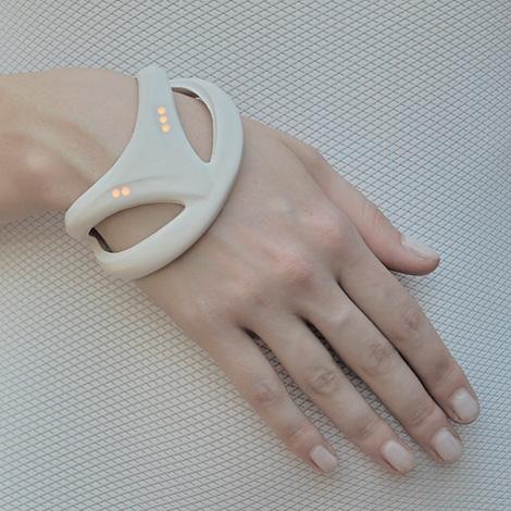 Second Skin watch