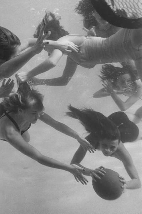 Water polo, 1947