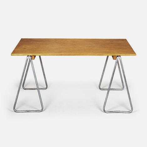 Marcel Breuer table and chairs