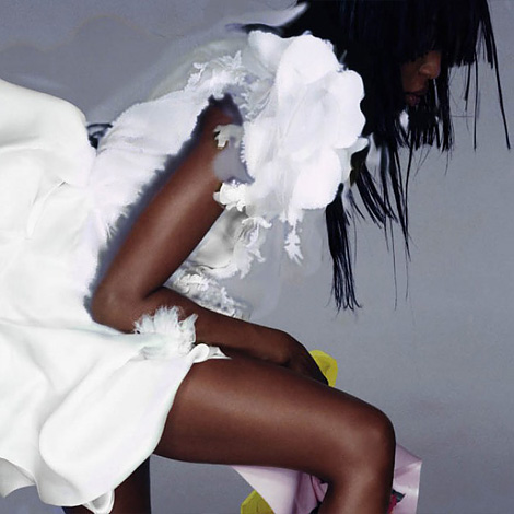 Naomi Campbell x Nick Knight