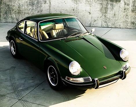 Porsche palette
