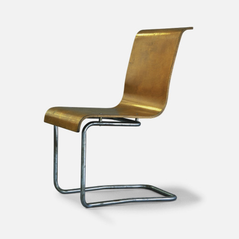 Alvar Aalto stackng chair