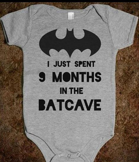Holy Batbaby, Batman