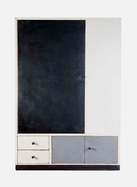 Bauhaus wardrobe