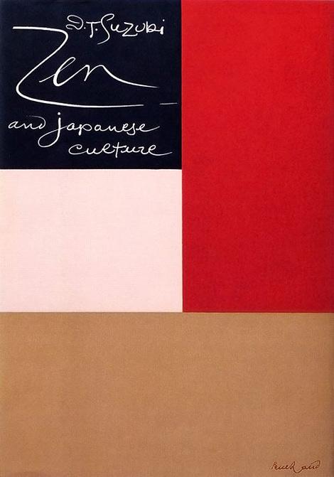 D. T. Suzuki x Paul Rand