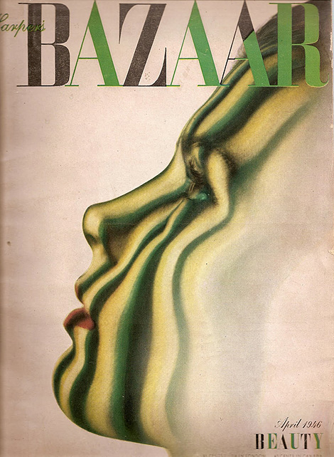 Harpers Bazaar x Alexey Brodovitch