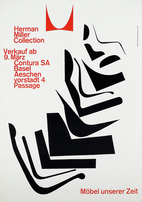 Herman Miller x Armin Hofmann