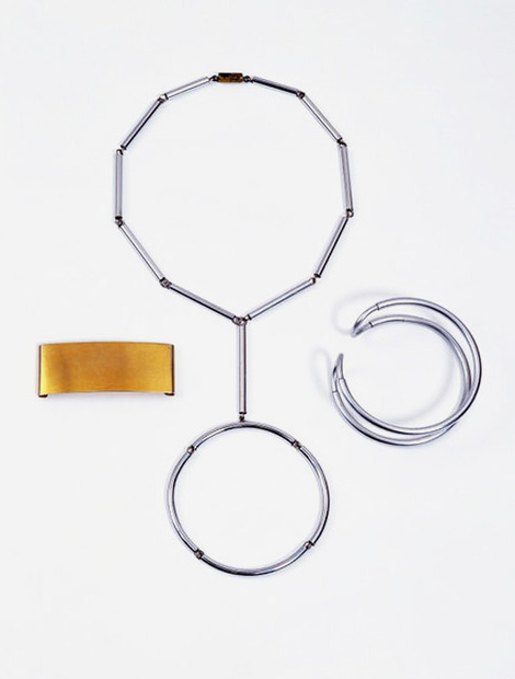 Naum Slutzky jewellery