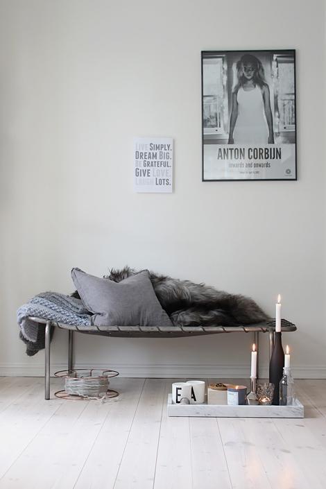 Anton Corbijn Inwards and Onwards poster