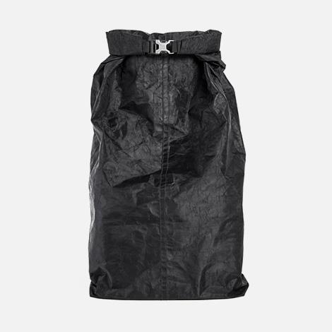 Outlier black minimal backpack
