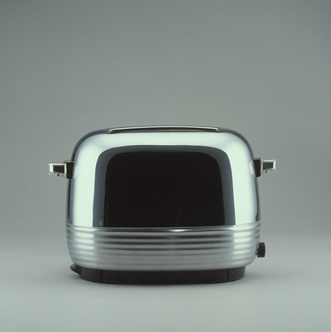 Proctor automatic pop-up toaster