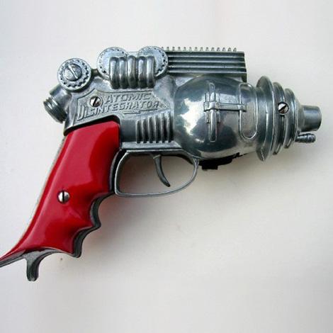 Random rayguns