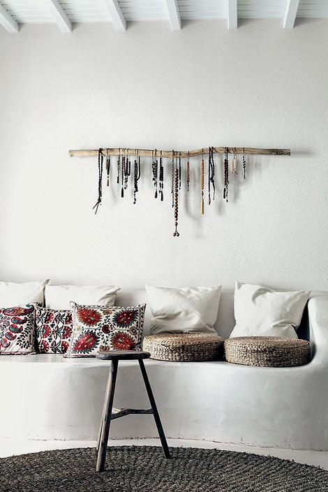 Wall beads