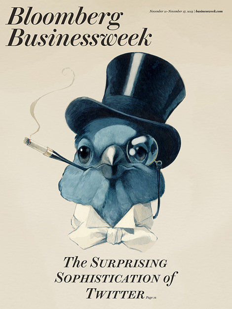 Twitter x Bloomberg Businessweek