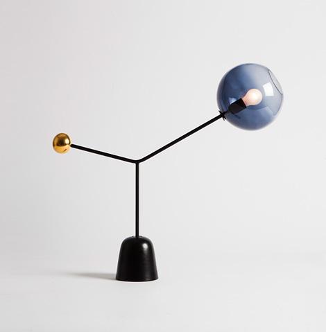 Warm up lamp