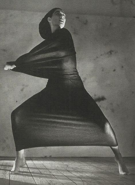 Yohji Yamamoto x Javier Vallhonrat