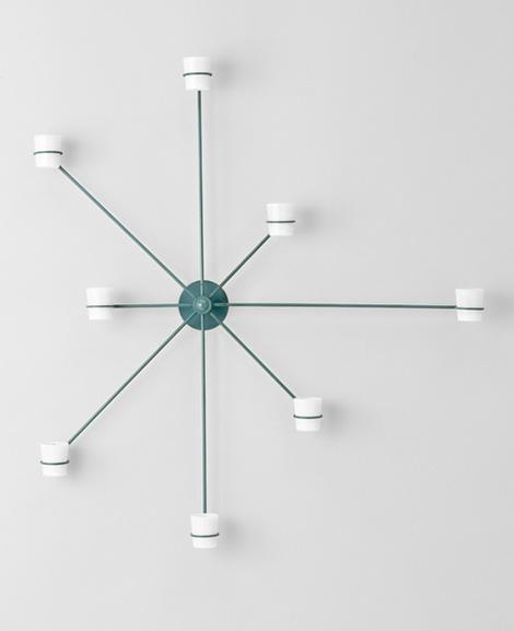 Starburst candelabrum