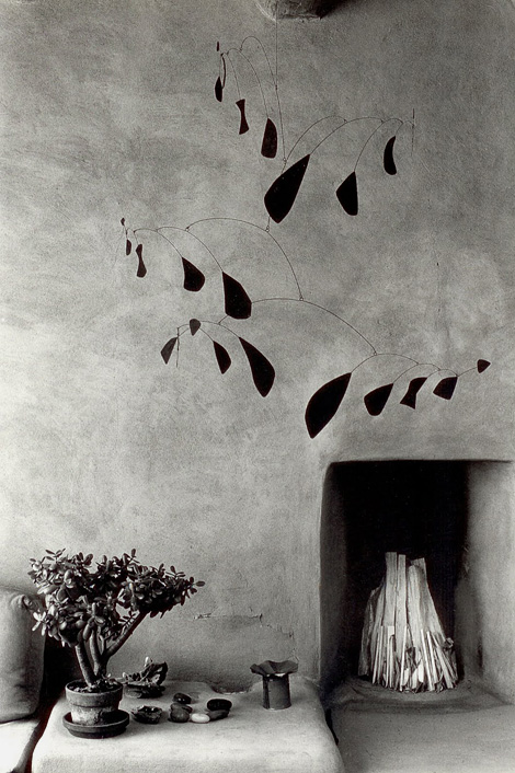 Alexander Calder x Myron Wood