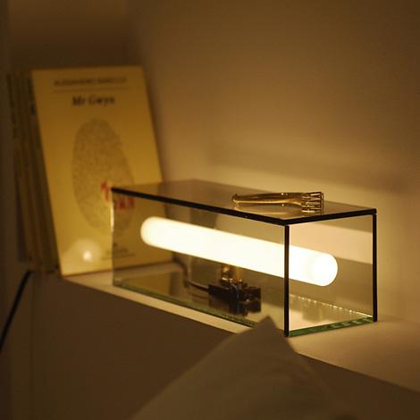 D lamp