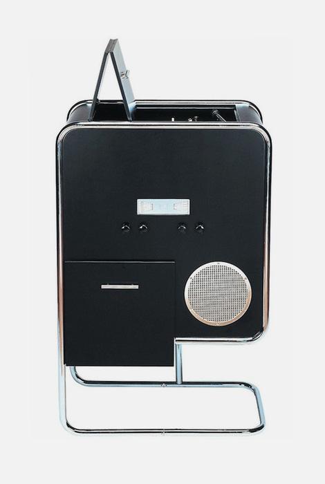 Hyperbo 5 RG Steel Radio