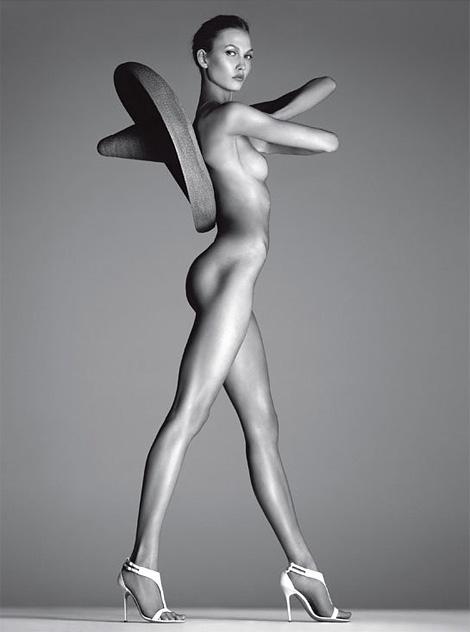 Karlie Kloss x Steven Meisel