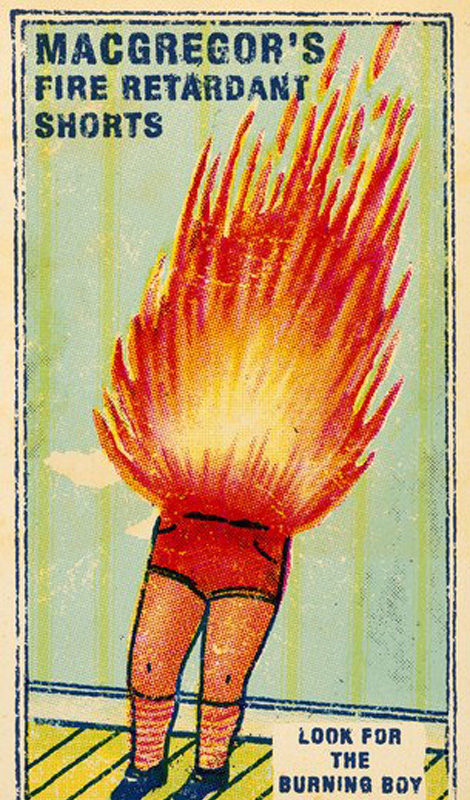 MacGregor's Fire Retardant Shorts