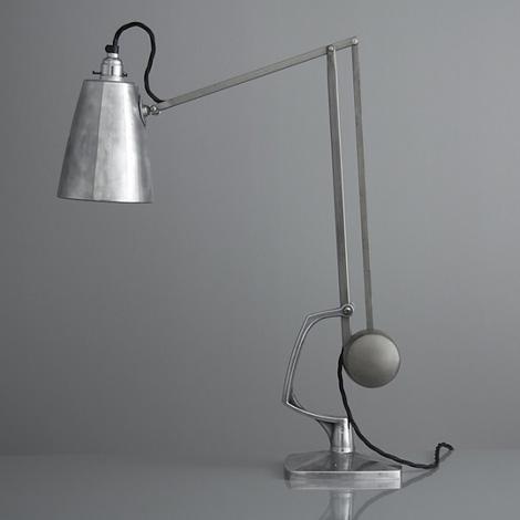 Vintage Horstmann desk lamp