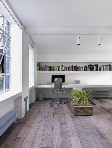 London loft apartment