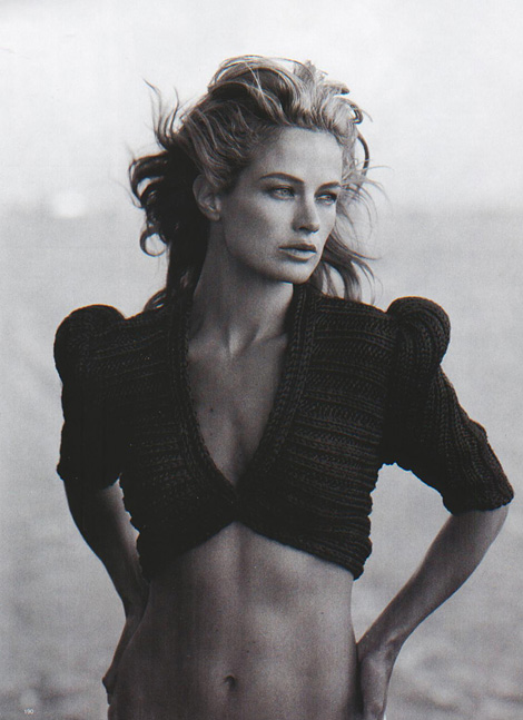 Carolyn x Peter Lindbergh