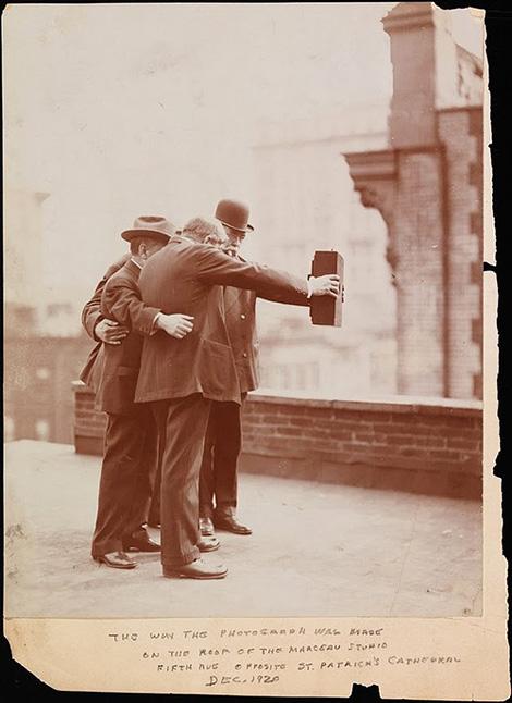 Selfie c.1920