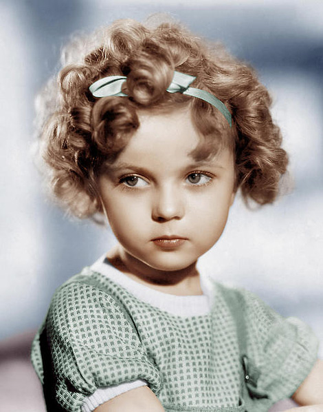 Shirley Temple R.I.P.