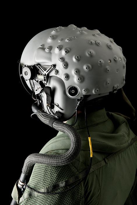Eurofighter Typhoon integrated Helmet Mounted Display