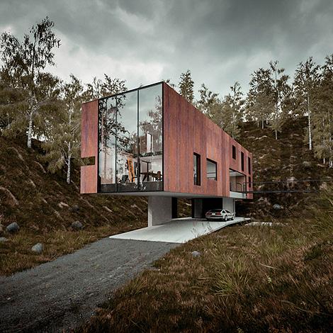Hyde + Hyde photographer's house