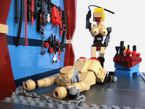 LEGO domination