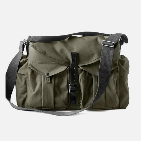 Magnum x Filson camera bag collection