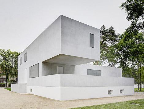 Bauhaus masterhouses restoration
