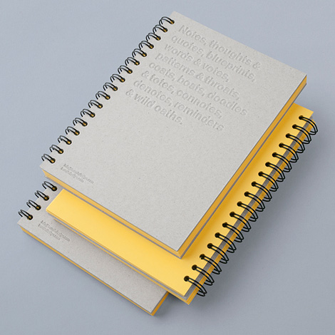 Bunch notebook
