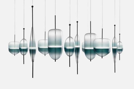 Flow(t) chandelier