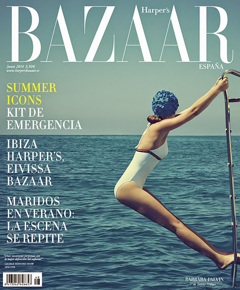 Harpers Bazaar Spain June 2014