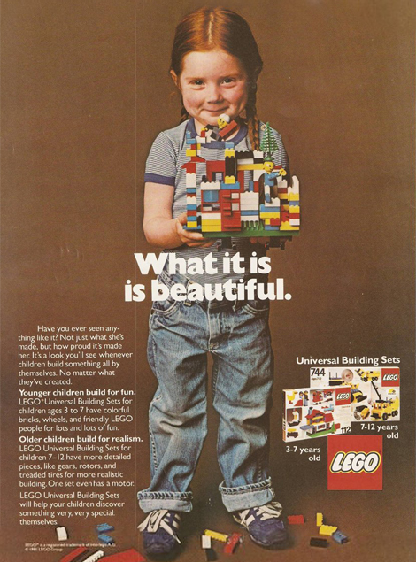 This is how to sell LEGO to girls