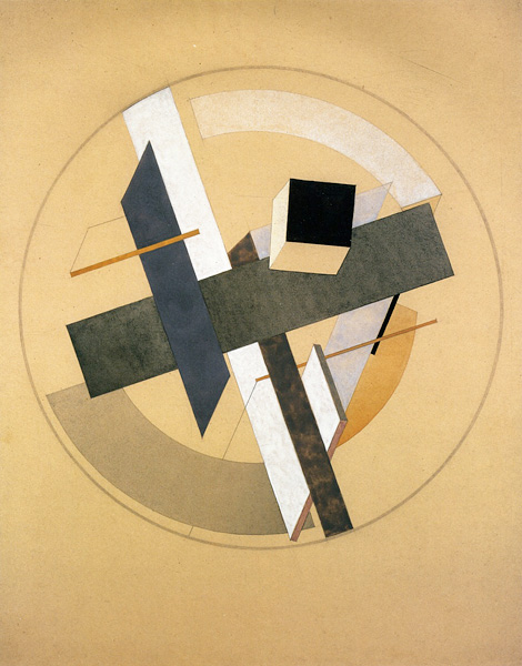 El Lissitzky: PROUN A-2