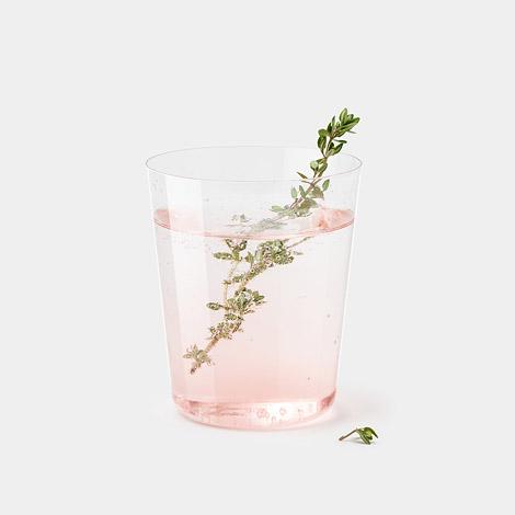 Usuhari glass