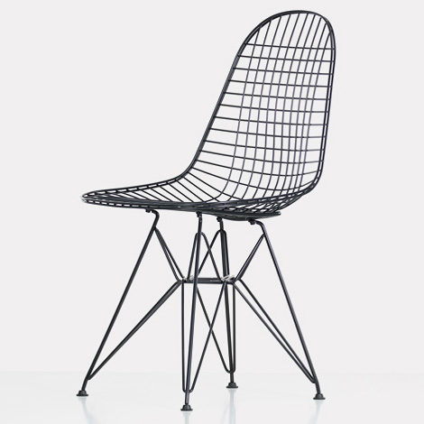 Outdoor Eames Wire Chair