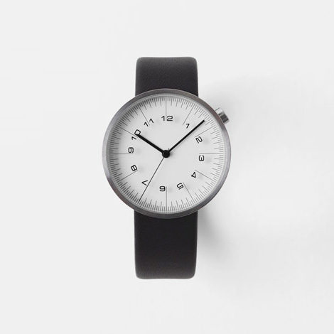 Nendo Scale watch