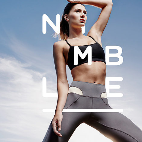Nimble brand identity