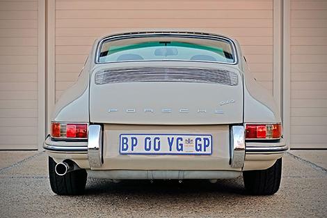 Custom 1968 Porsche 912