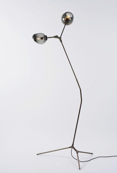 Lindsey Adelman floor lamp