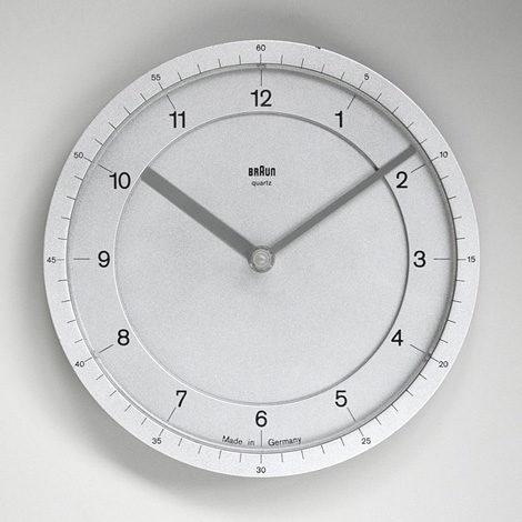 Braun ABW 41 domodisque clock