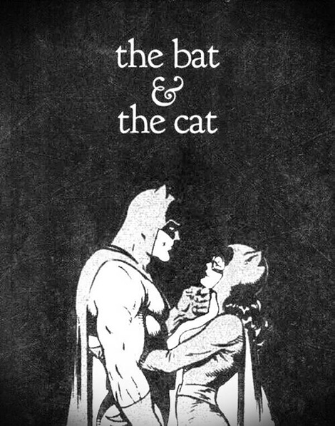 The bat & the cat